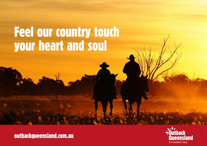New campaign to boost tourism in Outback Queensland