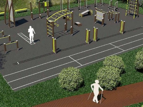 ipswich park to feature outdoor crossfit gym australasian leisureipswich park to feature outdoor crossfit gym