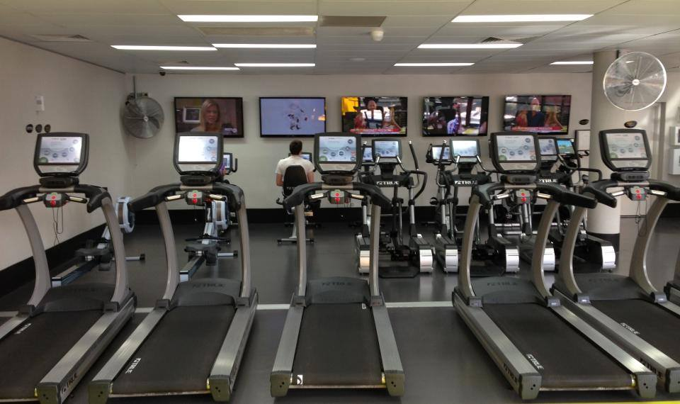Technology solution to enhance security in 24 hour gyms