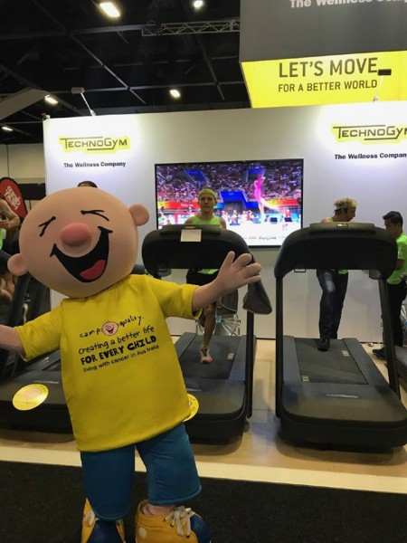 Three Guinness World Records broken at the Fitness Show Sydney