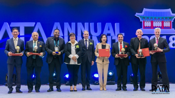 Industry leaders honoured at PATA Annual Summit 2018