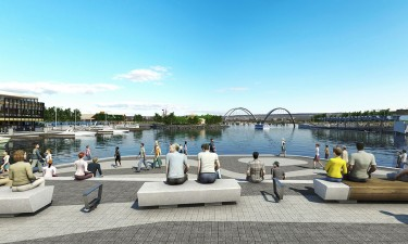 Redevelopment authority calls for event and mobile operators at Perth's Elizabeth Quay