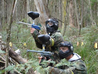 NSW to ease regulations on paintball activities