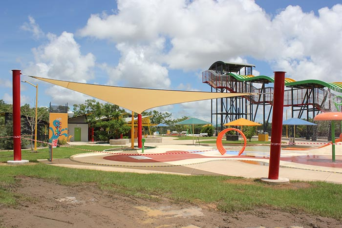Palmerston Water Park to become one of the coolest and safest places for Northern Territorians