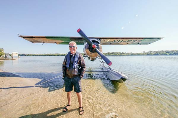 Seaplane offers most sustainable way to explore Sunshine Coast