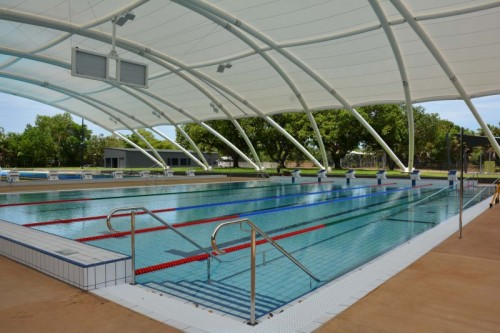 Darwin's Parap Pool redevelopment on target for January opening