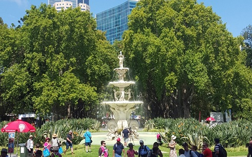 $10 million initiative to change the greening of public spaces