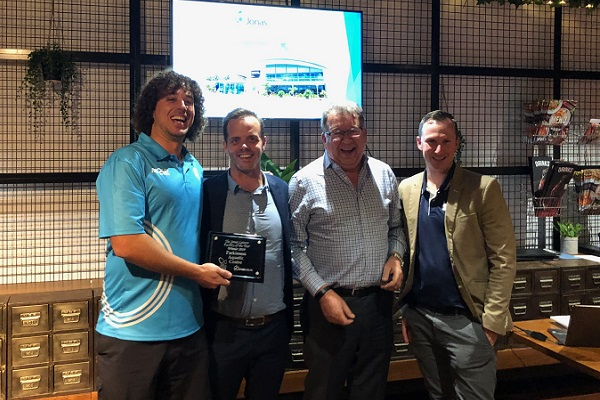 South Brisbane's Parkinson Aquatic Centre named Queensland facility of the year