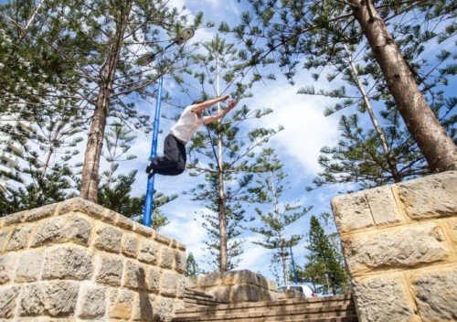 New body formed to represent and develop Parkour around the world