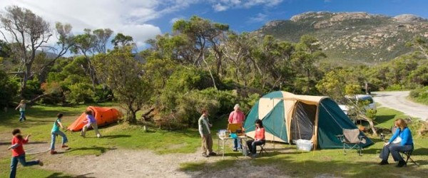 Basic camping fee axed in Victorian National Parks