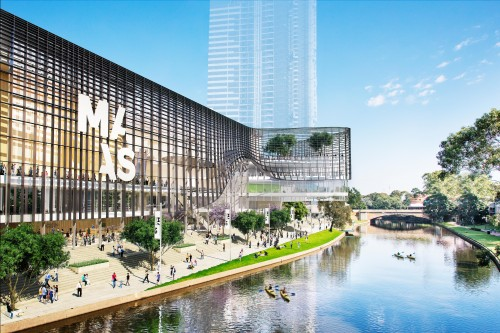 Powerhouse Museum to be relocated to the banks of the Parramatta River