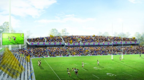 Pirtek Stadium expansion to require demolition of Parramatta Swimming Centre
