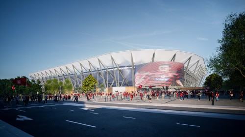 ANZ Stadium operator VenuesLive to manage new Western Sydney Stadium
