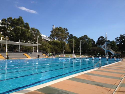 Former Golf Club to be redeveloped as site for new Parramatta Aquatic Centre