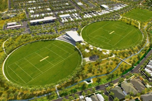 Plans revealed for new rugby league facility in Adelaide's north