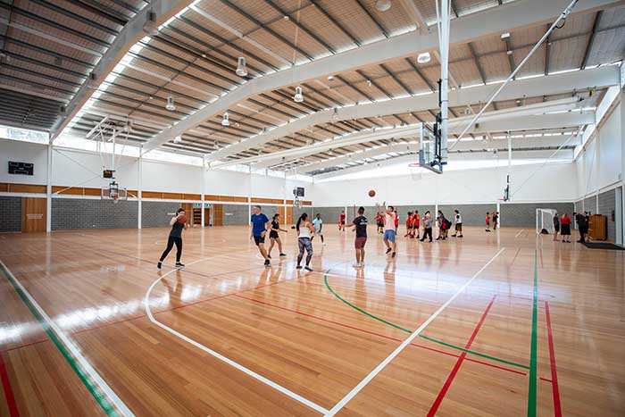 New multipurpose sports facility to open in Sydney South