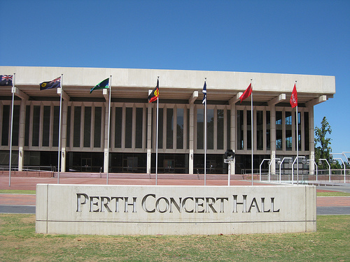 New management direction for Perth Concert Hall