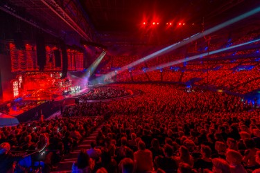 AEG Ogden managed arenas shine on the world stage