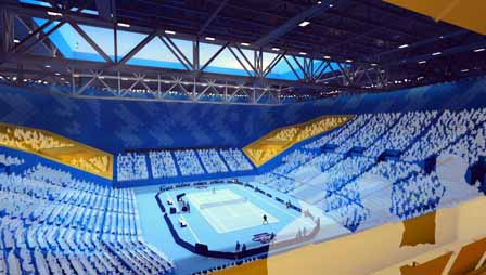 VenuesWest reveals interior designs for new Perth Arena