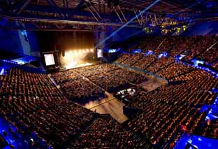 Two years of achievement at the Perth Arena