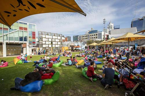 The City of Perth invites creative and cultural concepts to revitalise its urban spaces