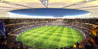 ANZ Stadium operator to manage new Perth Stadium