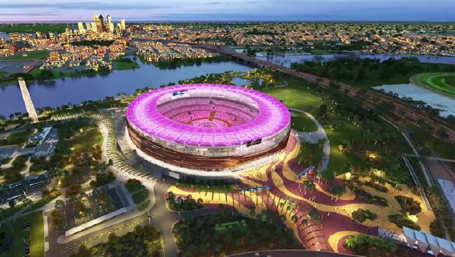 AFL aims for new Perth Stadium to drive 2018 attendance record