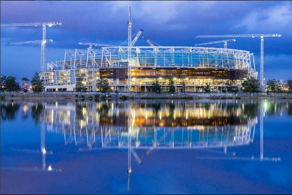 Fremantle and West Coast Eagles agree Perth Stadium deal