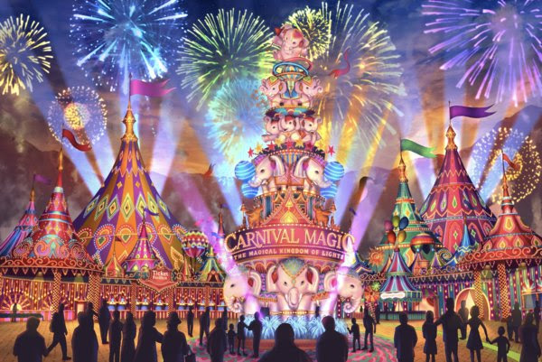 Phuket FantaSea unveils the world's first Thai Carnival Theme Park