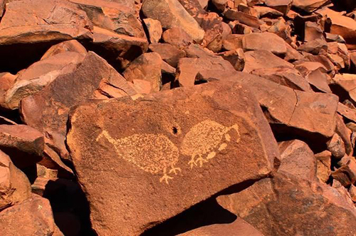 New strategies developed to protect Pilbara rock art