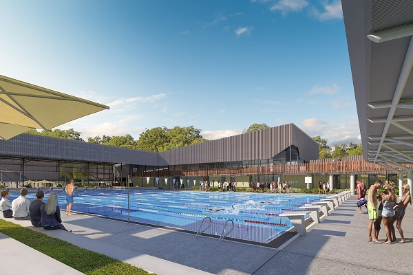 Gold Coast Council moves forward with new aquatic and sporting facilities
