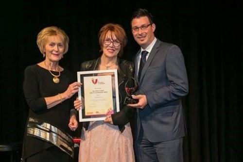 Plus Fitness franchisee honoured at Western Australian Volunteer of the Year Awards