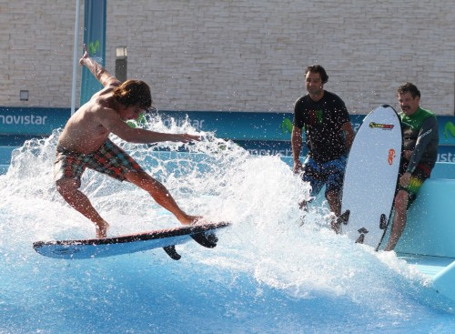 American Wave Machines links with Polin to create new alliance for waterpark market