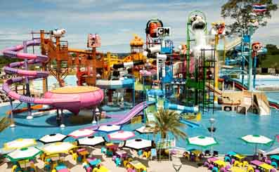 Temperatures the key at Asian Waterparks in 2014