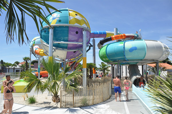 Polin Waterparks offers Innovative Solutions for Holiday Parks