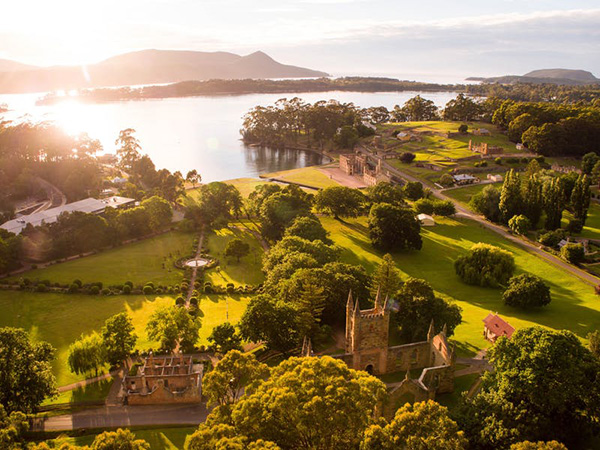 Tasmanian Government commits $20 million for Port Arthur Historic Site
