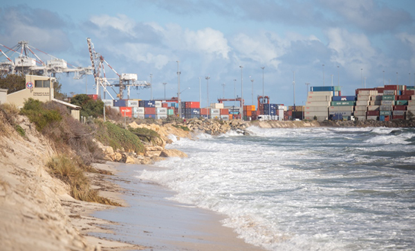 Fremantle's Port Beach to be protected from coastal erosion