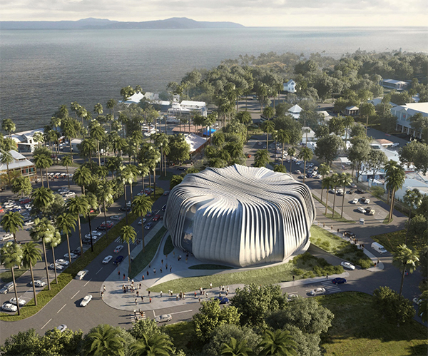 World's first dedicated coral conservation facility and attraction to be located in Port Douglas