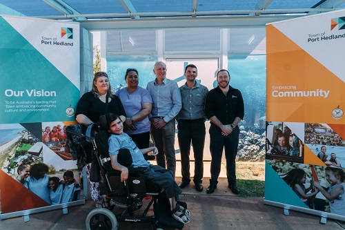 Pilbara's first Changing Places Facility opens at the South Hedland Aquatic Centre