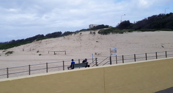 Port Kembla beach to improve access and safety