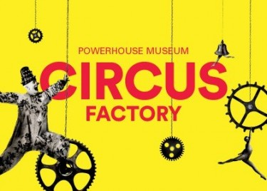 Sydney's Powerhouse Museum brings the circus to town