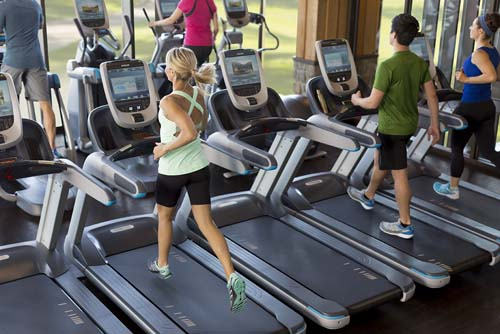 Global launch of new Precor Experience Series Commercial Treadmills