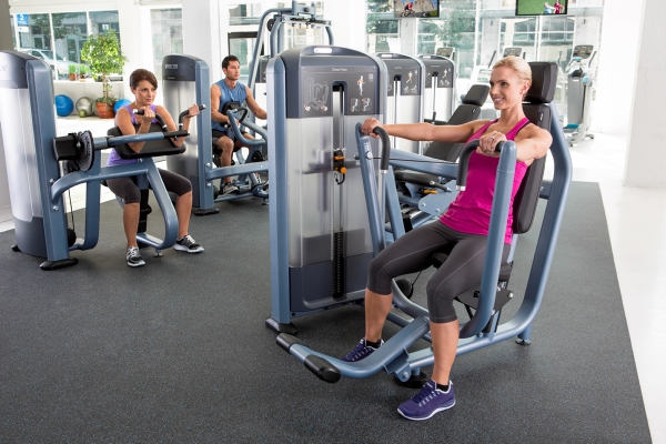 Precor study suggests women's weight training could be key to growing gym market