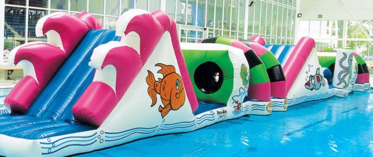 Standards Australia revives Waterborne inflatables guidance
