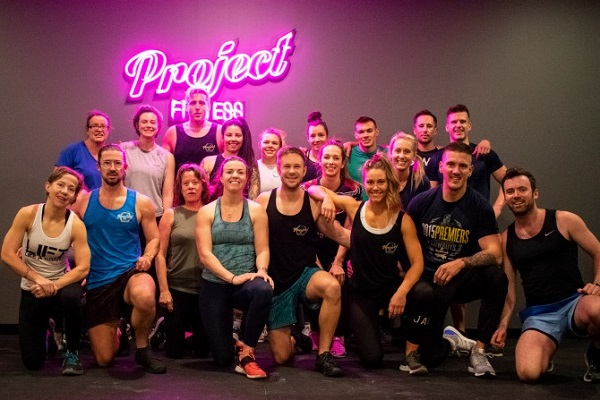 Canberra's Project Fitness Group to transition to HIIT Republic brand as it joins Viva Leisure stable