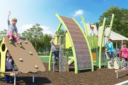 Proludic launches new nature inspired play equipment