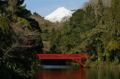 Parks and walkways a big contributor to high quality of life for New Plymouth residents