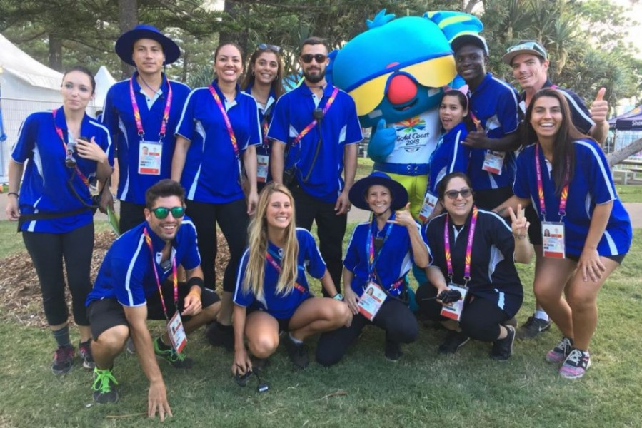 Quayclean's Commonwealth Games achievements help team members in career advancement