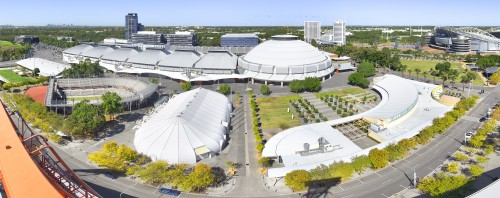 Sydney Showground wins at the Australian Event Awards