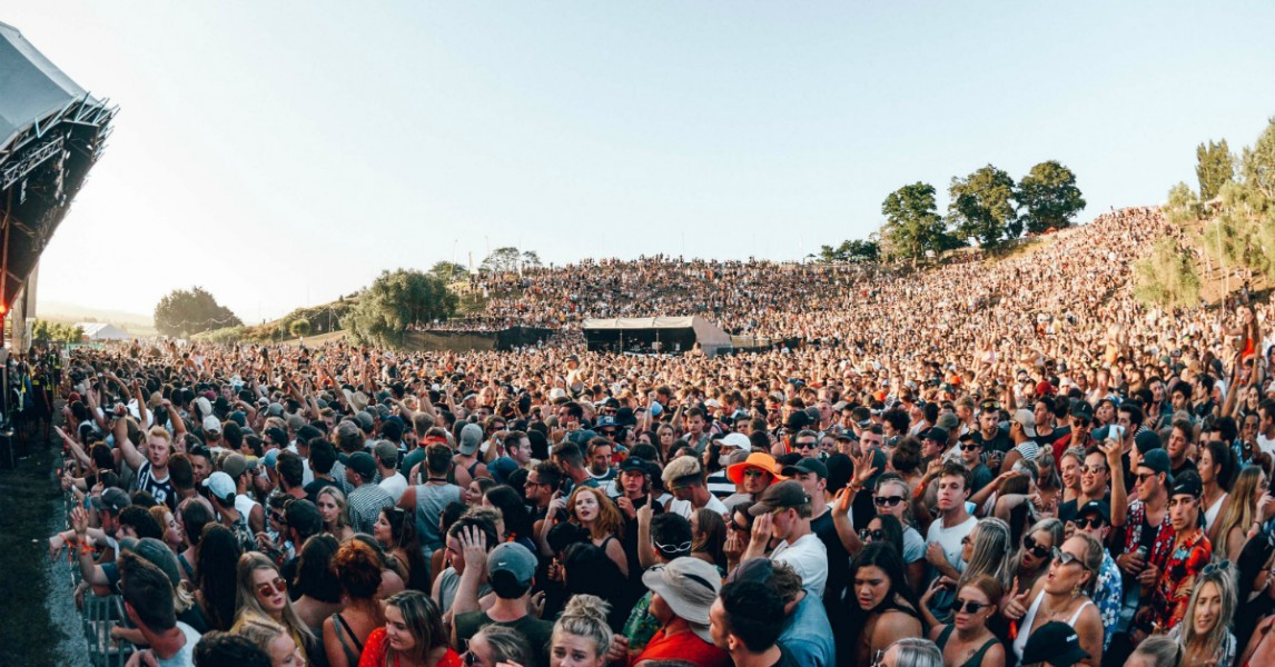 Live Nation expands festival portfolio with acquisition of Rhythm and Vines Festival